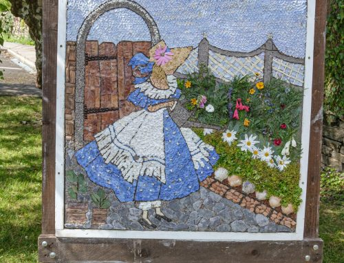 Well Dressing, 2019